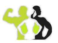 Scitec Nutrition Lifting Straps - 2 pcs - Black/Blue