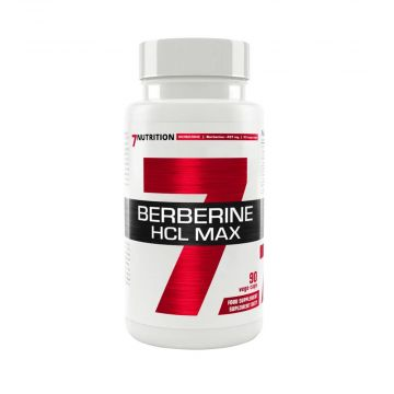 7Nutrition BERBERINE HCL MAX 90 vcaps