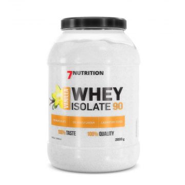 7Nutrition Whey Isolate 90 2kg