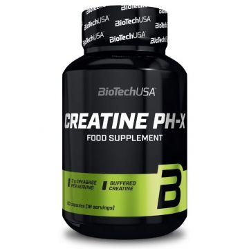 BioTech USA CREATINE PH-X  90caps