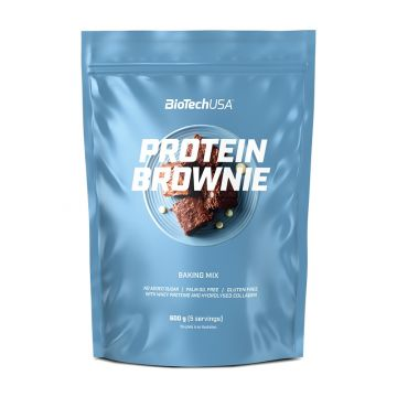 Biotech Usa Protein Brownie Baking Mix 600g