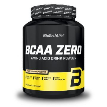 BioTech Usa BCAA ZERO 700G + Water Bottle