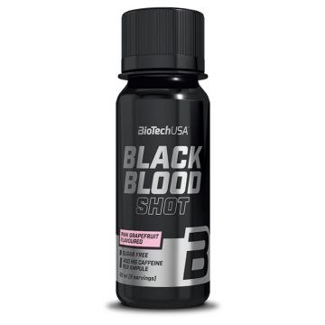 Biotech USA Black Blood Shot 60ml | Pink Grapefruit