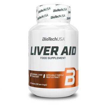 BIOTECH USA Liver Aid 60 Tabs