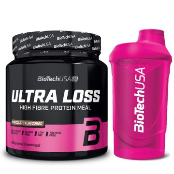 BIOTECH USA ULTRA LOSS SHAKE 450G + shaker