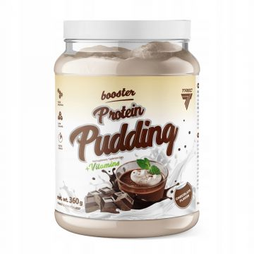 Trec Booster Protein Pudding 360g Chocolate