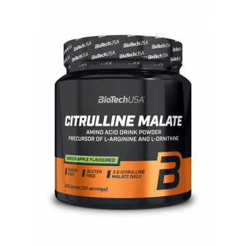 Biotech Usa Citrulline Malate 300g | Grapefruit