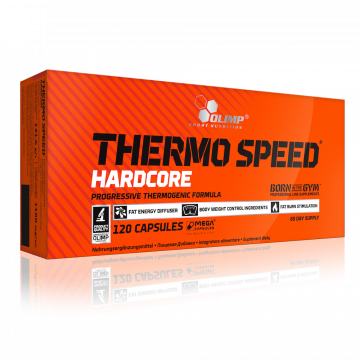 OLIMP THERMO SPEED HARDCORE 120 MEGA CAPS