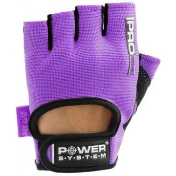 POWER SYSTEM PRO GRIP gloves PS 2250 - róż/fiolet