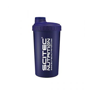 Scitec Shaker 700ml Dark Blue