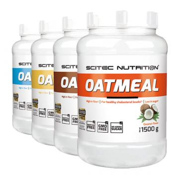 Scitec Oatmeal 1500g