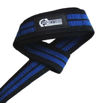 Scitec Nutrition Lifting Straps - 2 pcs - Black/Blue