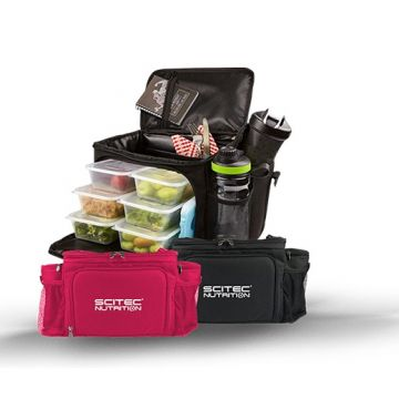 Scitec Thermo Lunch Bag | Black
