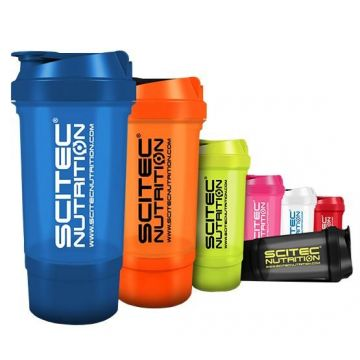 Scitec Traveller Shaker 500ml
