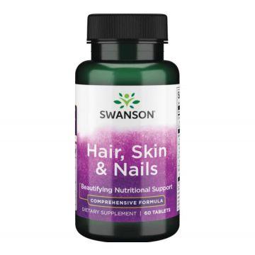 Swanson Hair, Skin & Nails 60 tabs