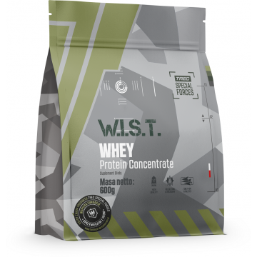 Trec W.I.S.T.  600g | Whey Protein Concentrate