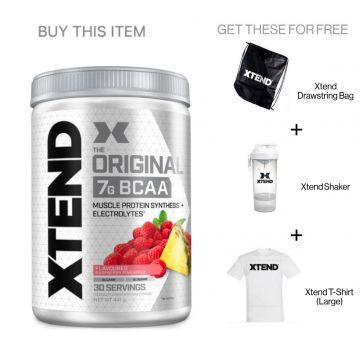 Scivation Xtend Bcaa 30 serv. | T-Shirt + Shaker + Bag