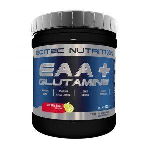 scitec-eaa+glutamine-300-g