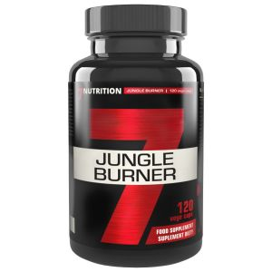 7 Nutrition Jungle Burner 120caps