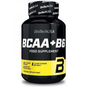 Biotech USA BCAA + B6 100tabs