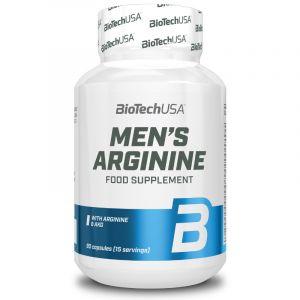 Biotech USA Mens Arginine