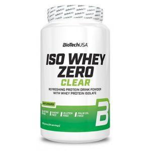 Biotech Usa Iso Whey Zero Clear 1362g