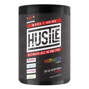 TWP Hustle 560g Pre Workout Complex