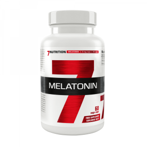 7 Nutrition Melatonin 60 vege caps