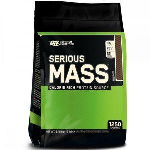 ON Optimum Nutrition Serious Mass 5.45kg
