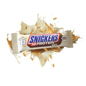 snickers hi protein white chocolate 57g