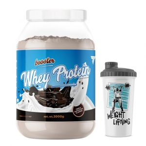 Booster Whey Protein 2kg + Shaker