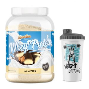 Booster Whey Protein 700g + Shaker
