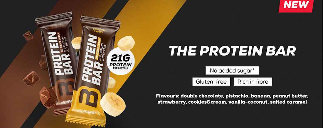 NEW! Biotech USA Protein Bar 70g