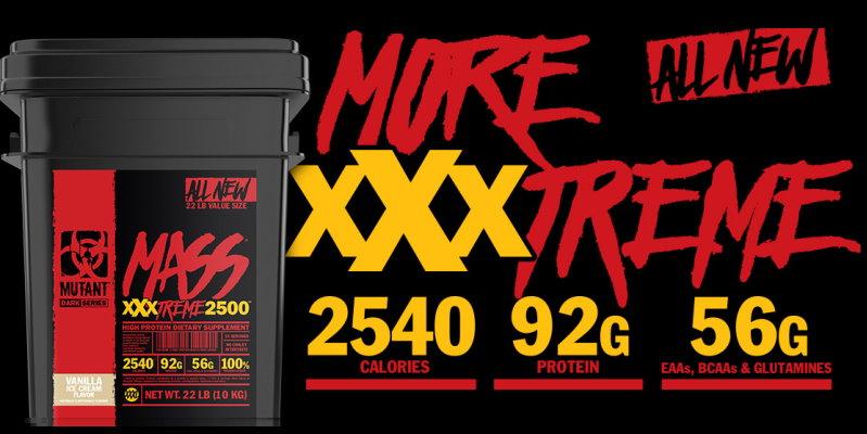 Mutant Mass XXXtreme 10kg