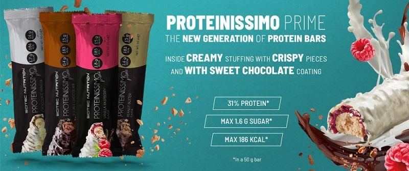 scitec proteinissimo prime