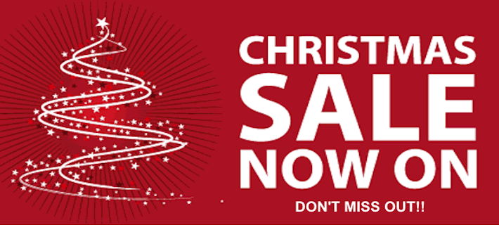 Christmas Deals! Don't miss it!