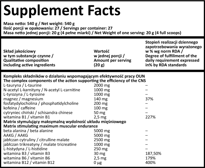ihs-iron-pump-ingredients