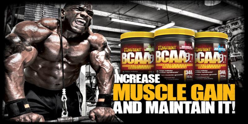Mutant BCAA 348g offer