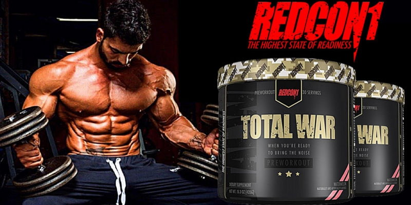 Redcon1 Total War PreWorkout