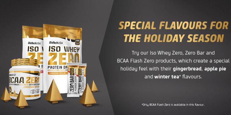 Biotech USA Xmas Special Flavours Set